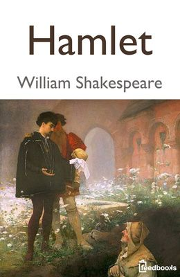 Image result for hamlet by shakespeare book