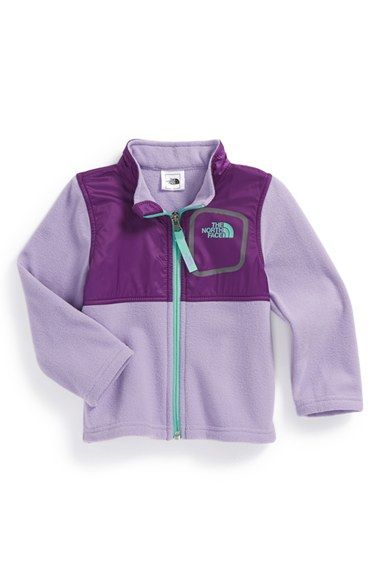 d1c50f656 The North Face  Glacier  Track Jacket (Baby Girls)