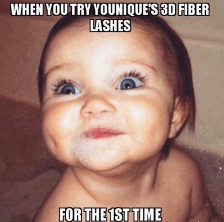 Believe Beauty Lounge Hair Tips To Make You Look Thinner: Have You Tried Youniques 3D Fiber Lashes Yet?