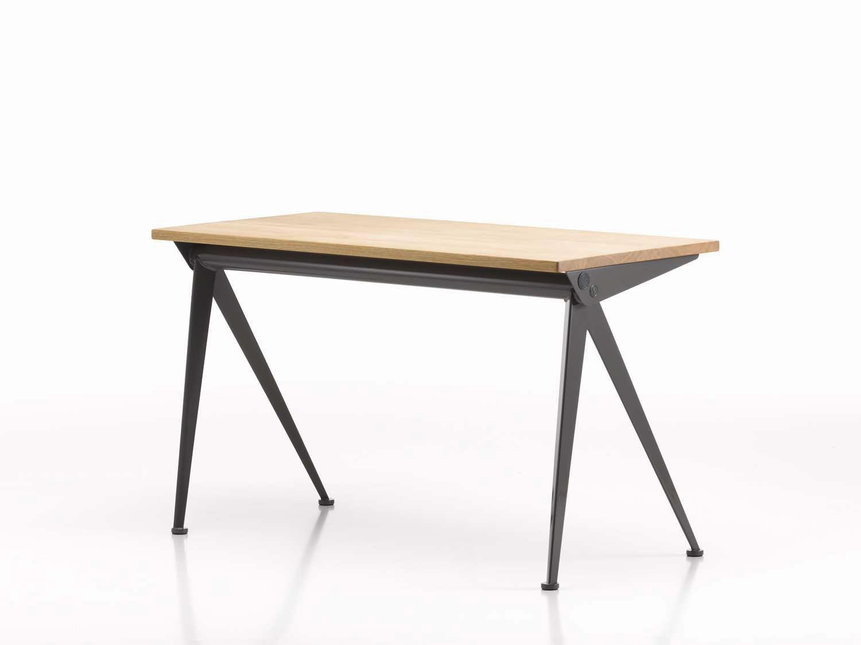 Bureau contemporain en bois par Jean Prouv COMPAS DIRECTION