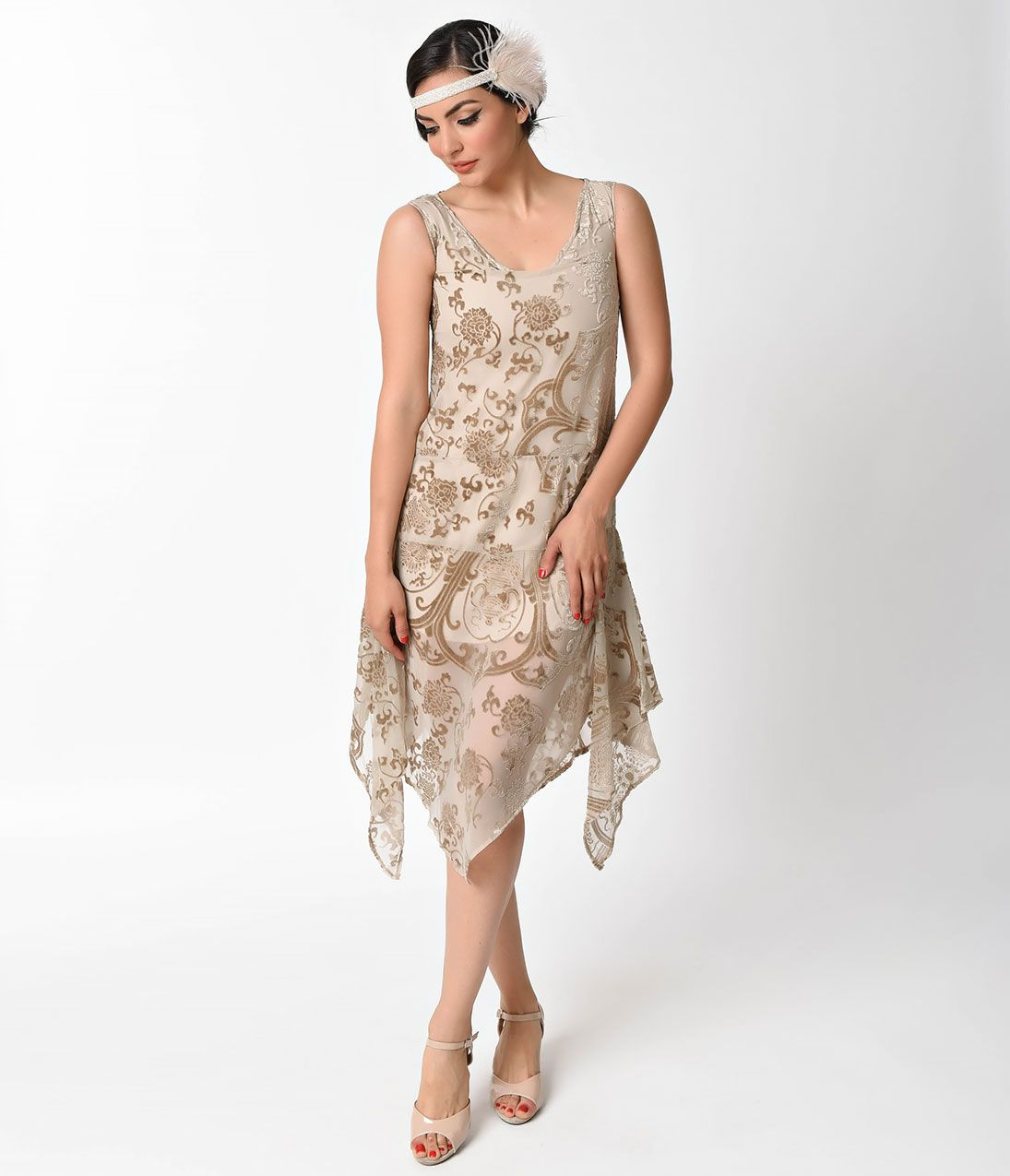 1920\'s Style Dresses: Flapper Dresses to Gatsby dresses   Pinterest