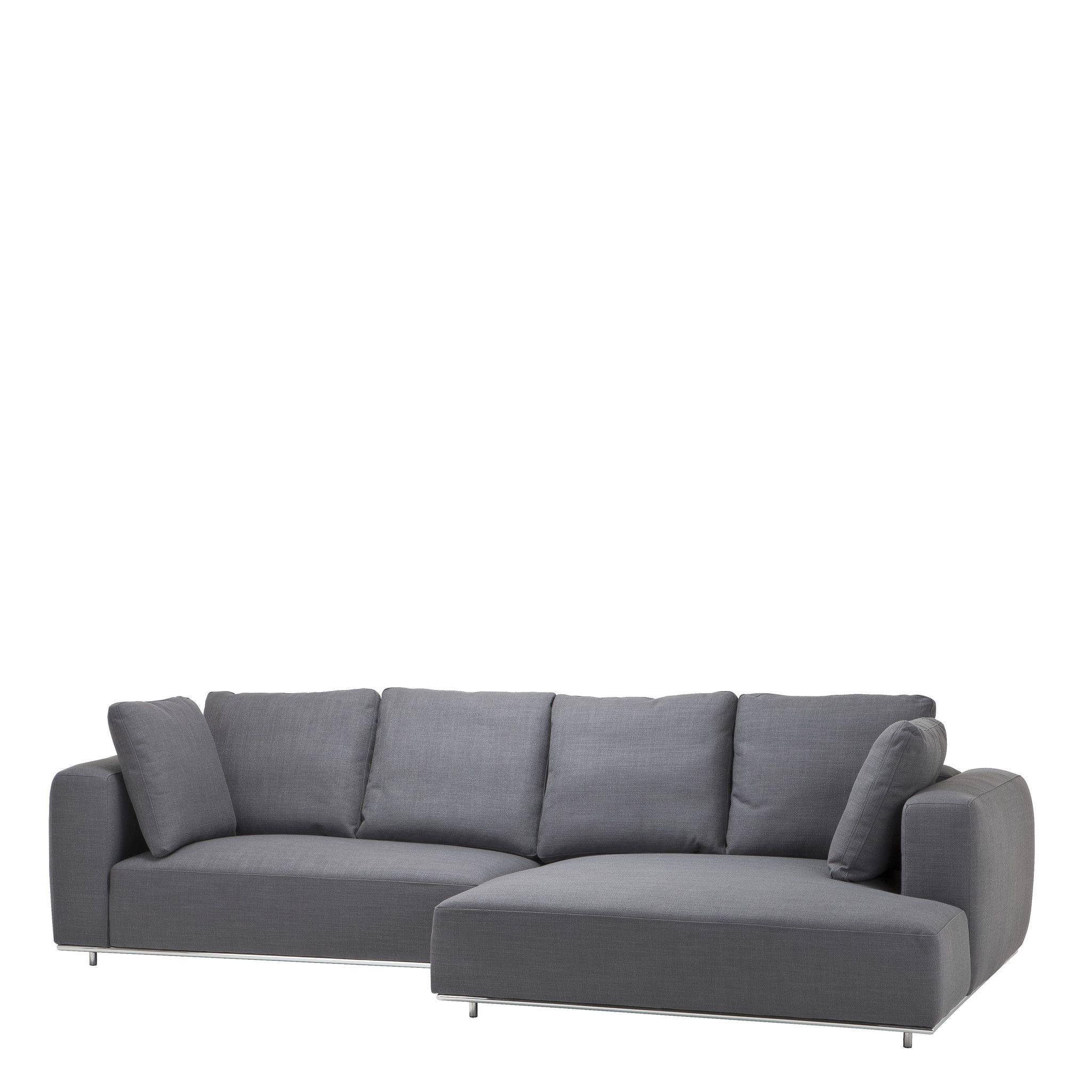 Gray Sofa Eichholtz Colorado Products ~ White Leather L Shaped Sofa