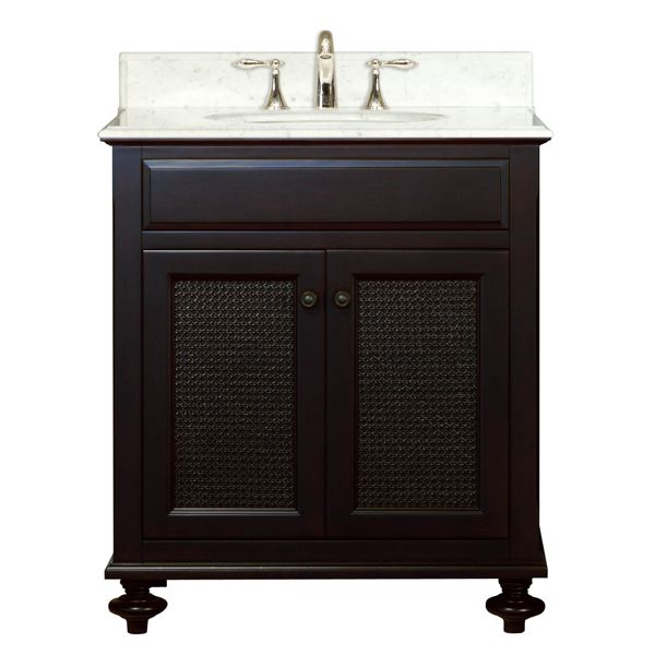 Water Creation London 30 Inch Bathroom Vanity Solid Wood Construction Home Pinterest