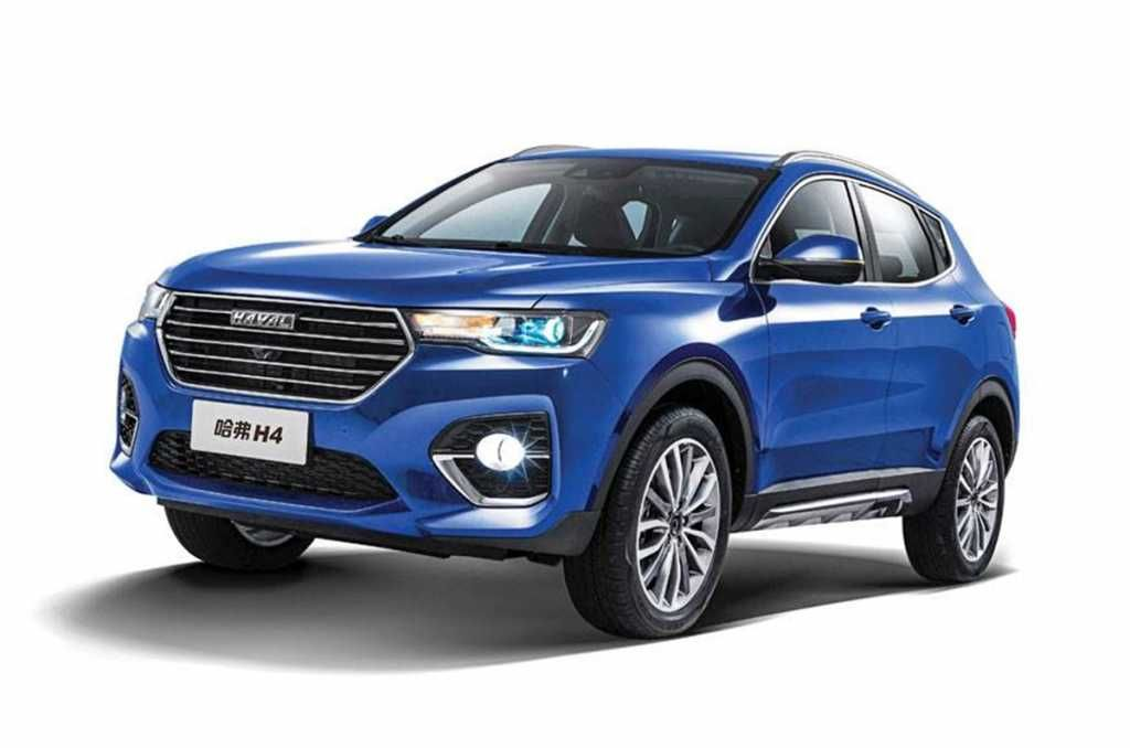Great Wall Motors Will Debut The Haval Brand In India At Auto Expo