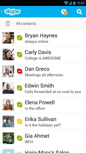 skype free im calls 3 1 0 6458 android apps apk