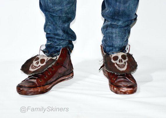 a5052b3da4526 BIOHAZARD CUSTOM SNEAKERS / Personal order / Mad Max | Best Shoes ...
