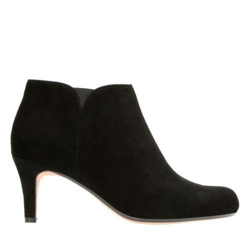 1592021be82ba Dinah Spice Black Leather - Women's Heels - Clarks® Shoes Official Site
