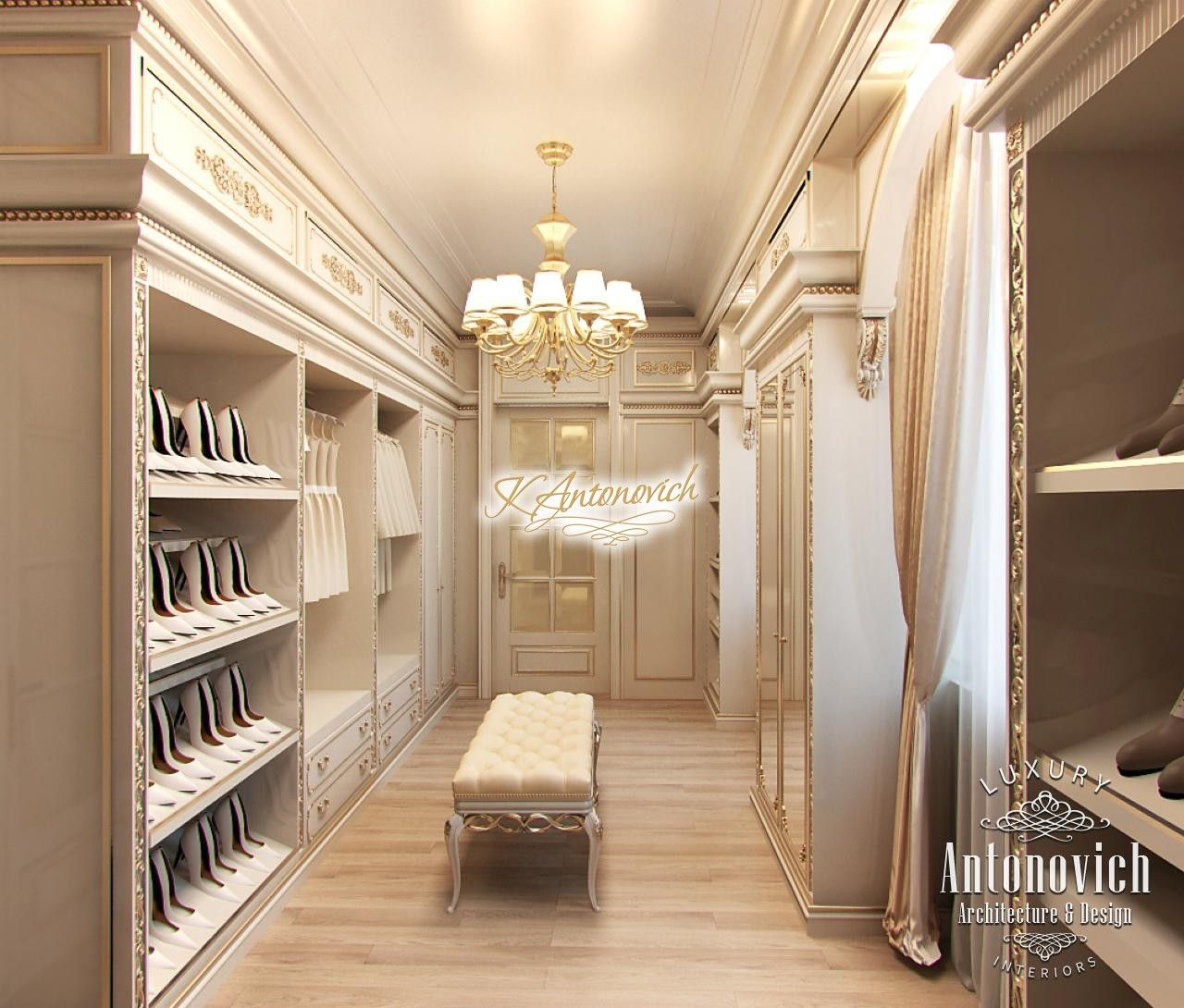 Luxury Dressing Room Interior Uae Favorite Concept Design Of All