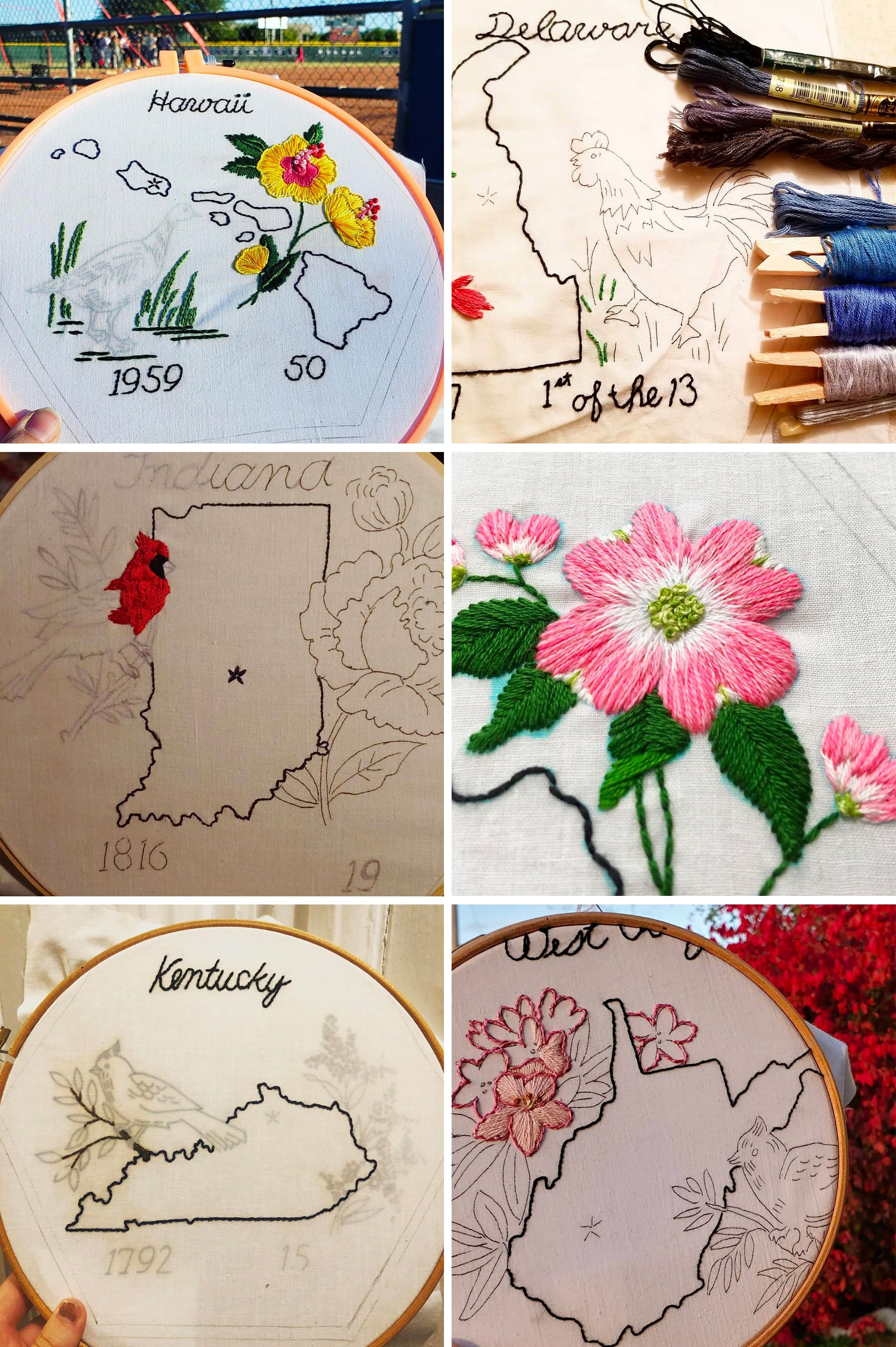 Over 100 Stitchers Are Collaborating Across The U S To