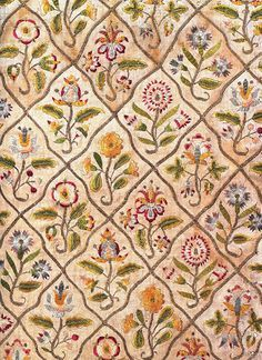 Panel of blackwork embroidery linen embroidered with silk thread. English 1580-1620. metmuseum - Google Search