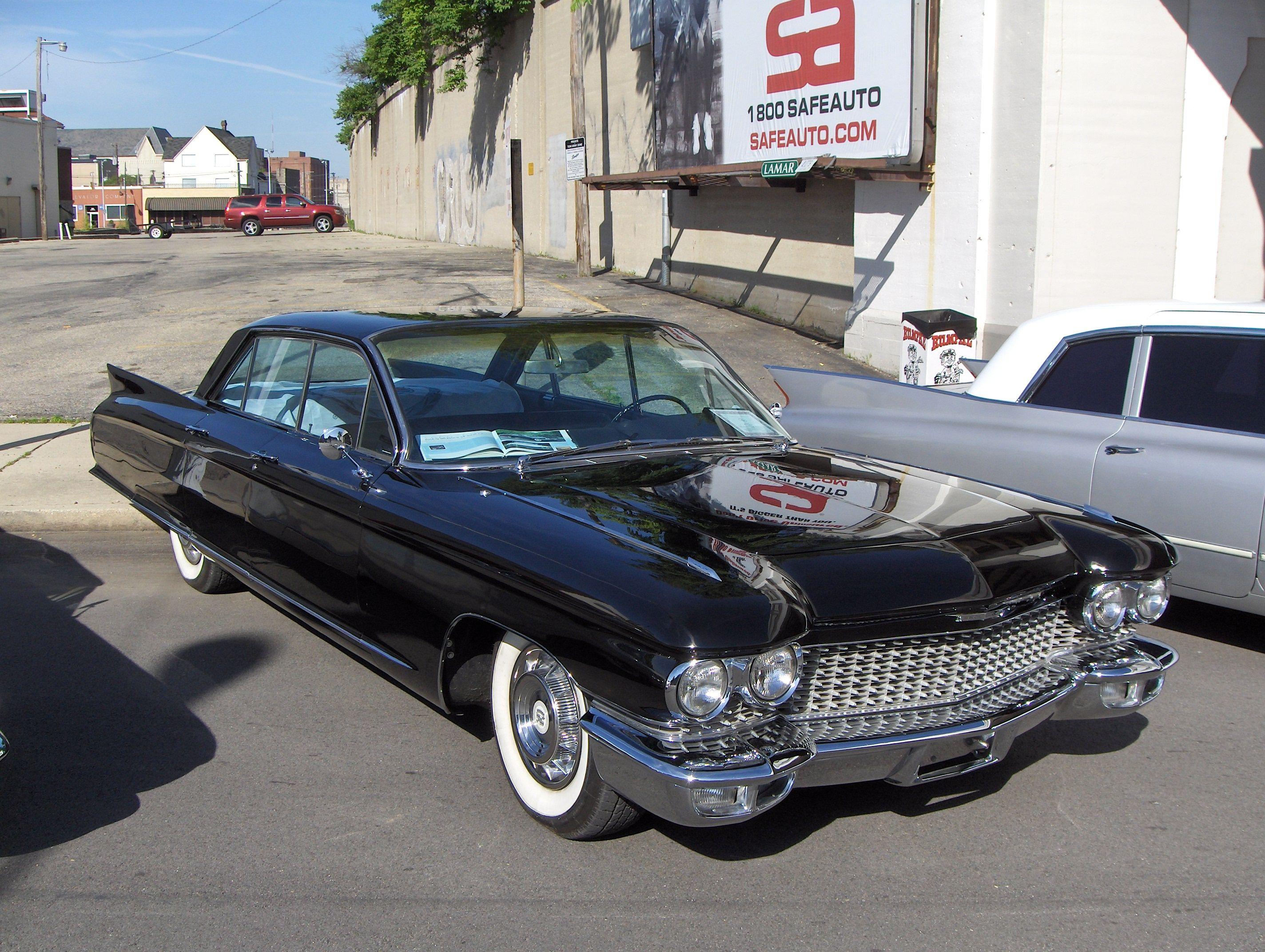 1960 Eldorado Brougham Black/Black, for sale in Dayton, Ohio, for ...