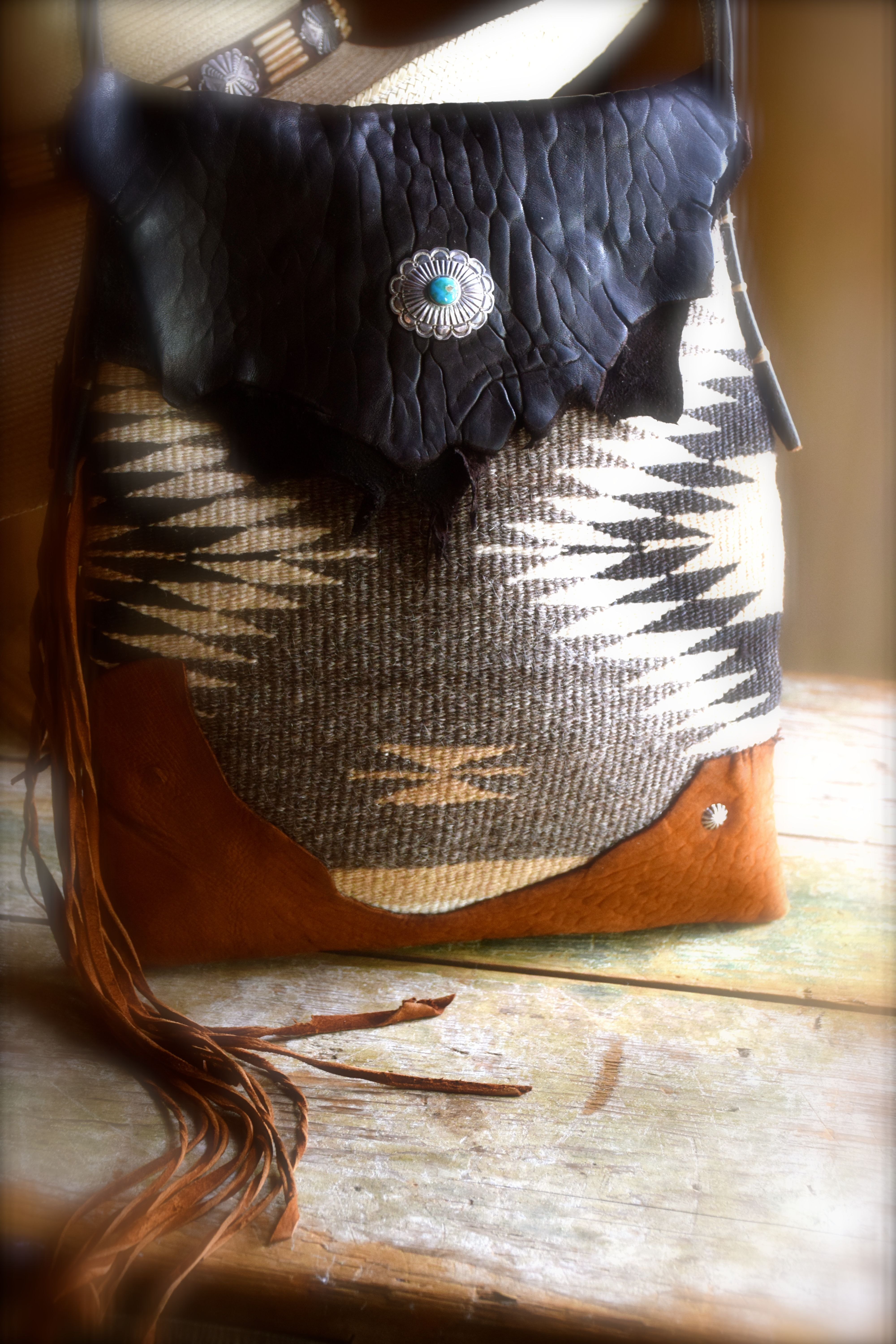 Wear you Trendswould a bucket backpack
