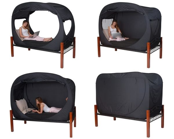 Privacy Pop Bed Tent~~~~~college bound ~~~ Def my roommate  sc 1 st  Pinterest & Privacy Pop Bed Tent~~~~~college bound ~~~ HOW TO SHARE A DORM ...