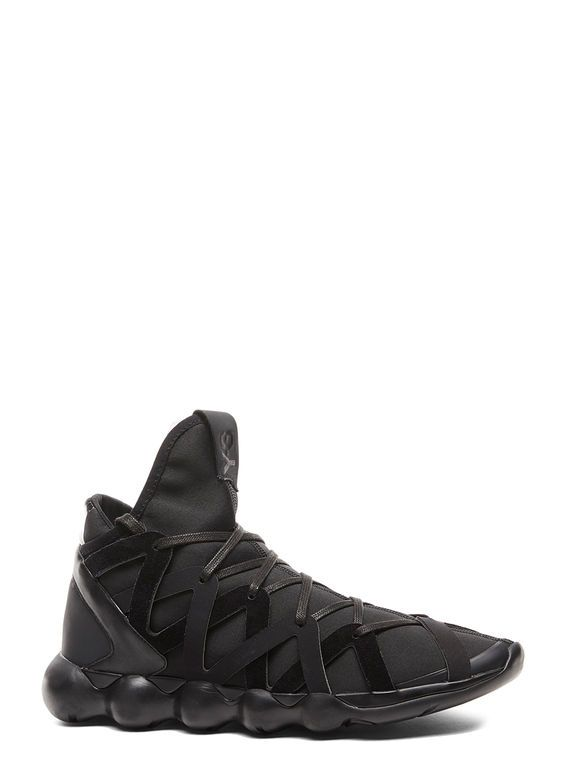 7a541a75c SS16  Y-3 Kyujo High Sneakers