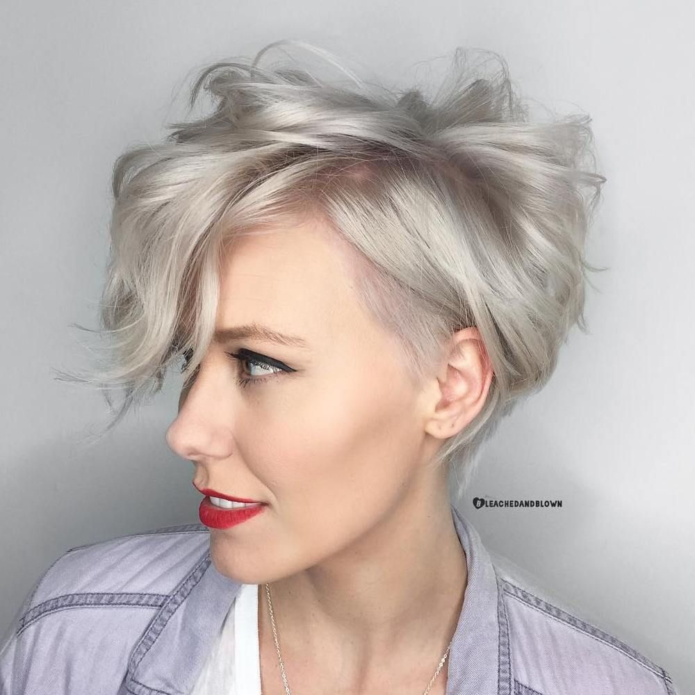gorgeous long pixie hairstyles in hairstyles pinterest