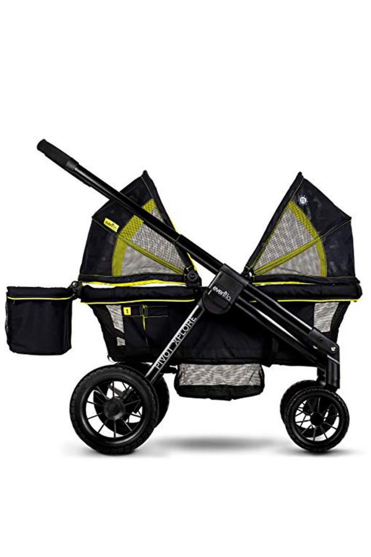 Evenflo Pivot Xplore AllTerrain Stroller Wagon Wayfarer