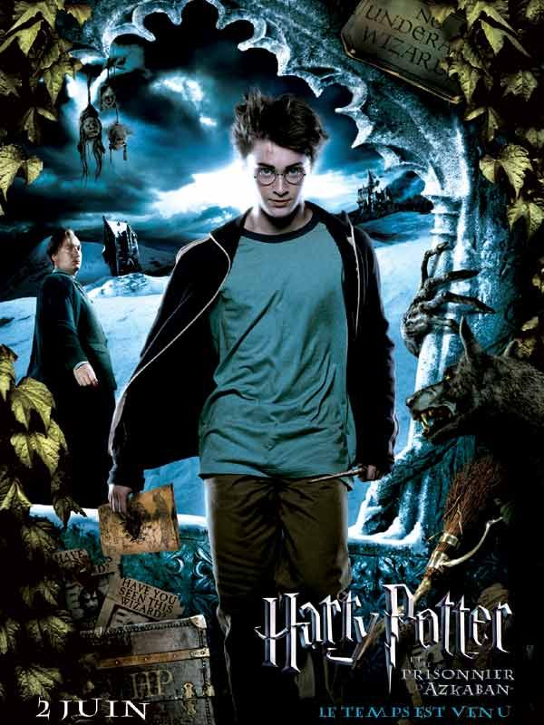 Harry Potter Und Der Gefangene Von Askaban Kinoposter Alfonso Cuaron Ruper Der Gefangene Von Askaban Harry James Potter Harry Potter Phantastische Tierwesen