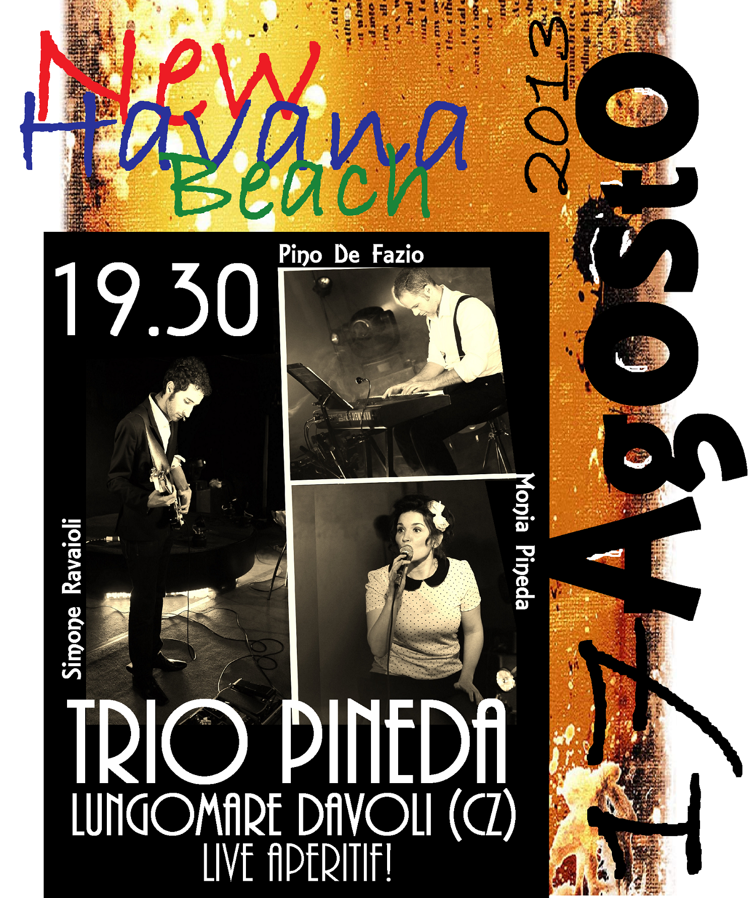 Mini Tour Calabria 2013 - New Havana Beach - Davoli (CZ)