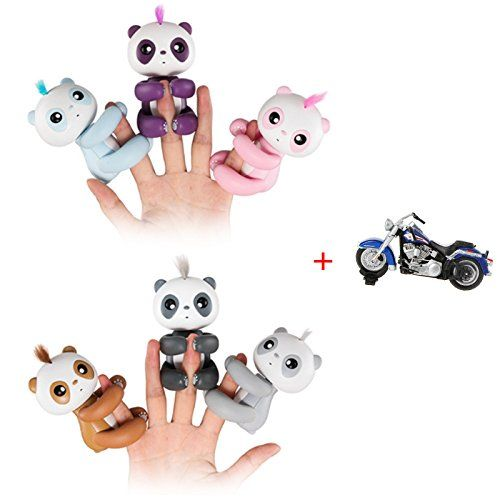 Kofun Finger Panda Toys Ideal Educational Gift Interactive Smart