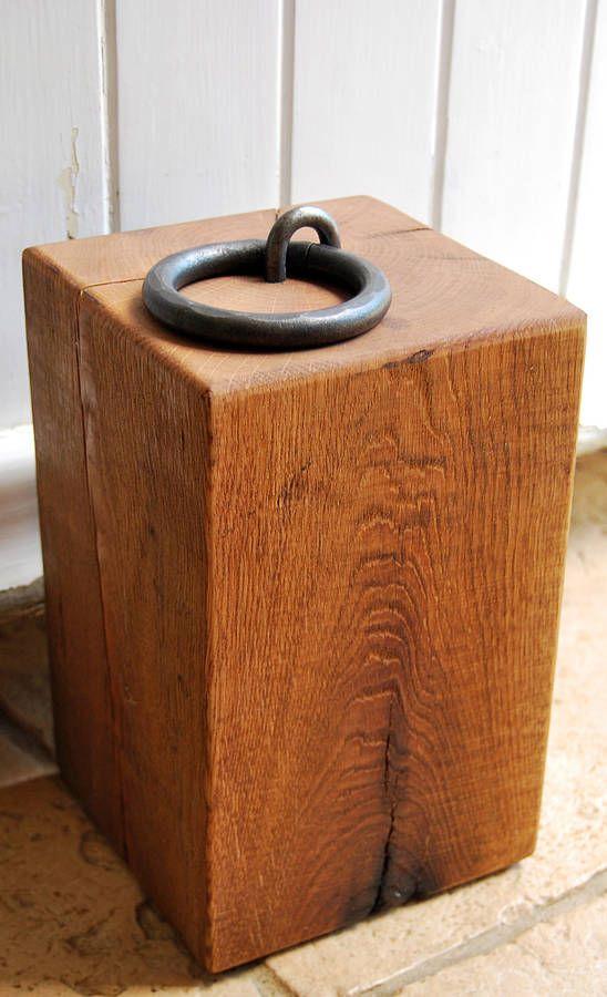 Page Not Found Door Stopper Diy Wooden Door Stops Cottage Furniture Diy