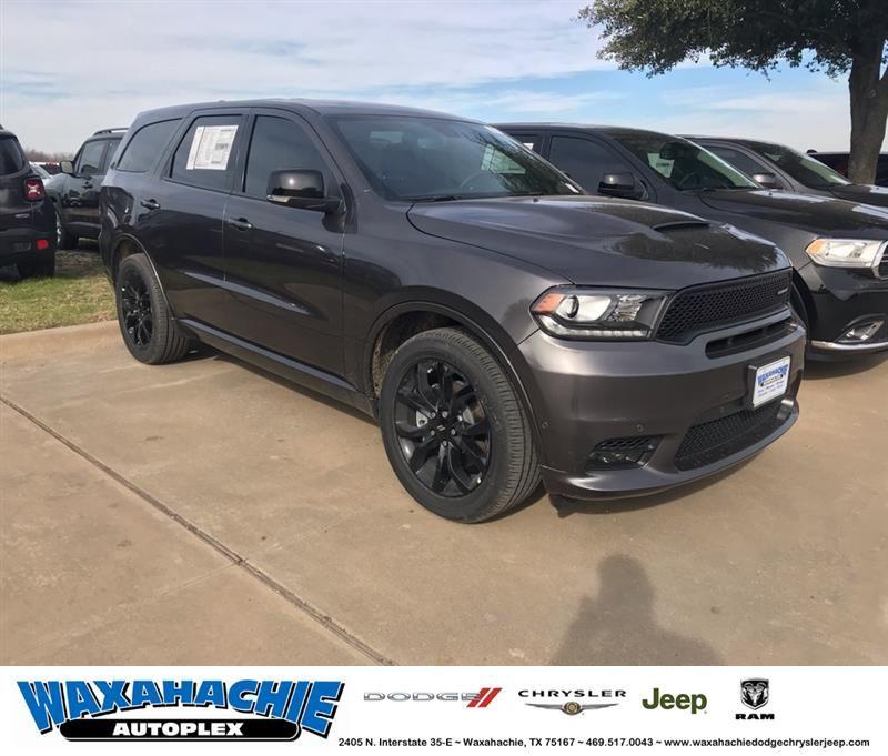 5 7 Liter V8 Hemi 8 Speed Automatic Granite Paint Black Interior Rt V8 Durango Waxahachiedodgechryslerjeep Chrysler Jeep Dodge Chrysler Dodge