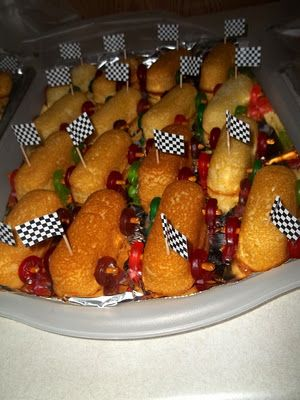 I Am Going To Make These For Our Pinewood Derby Bake Sale Later This Month
