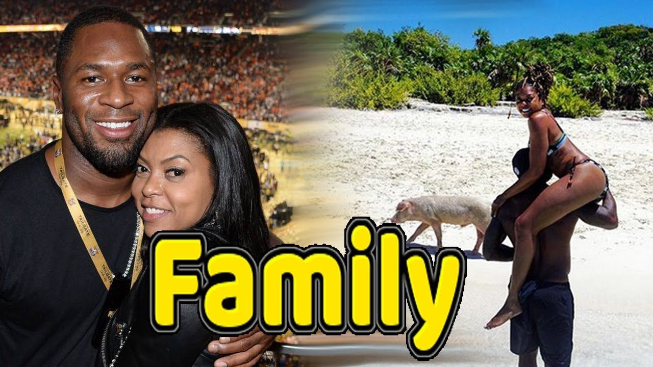 Kelvin Hayden Family Photos With Wife And Girlfriend Taraji P Henson 2018 Sports Gallery Famous Sports Wife And Girlfriend
