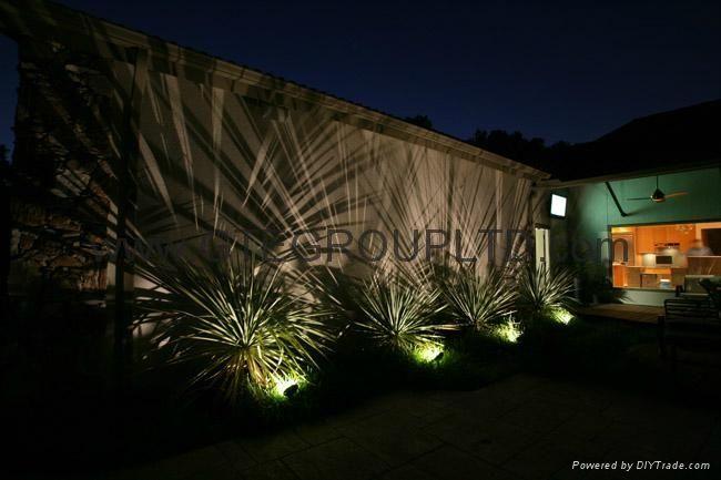 Garden Spotlight Green Thumb Ilumina 231 227 O Jardim