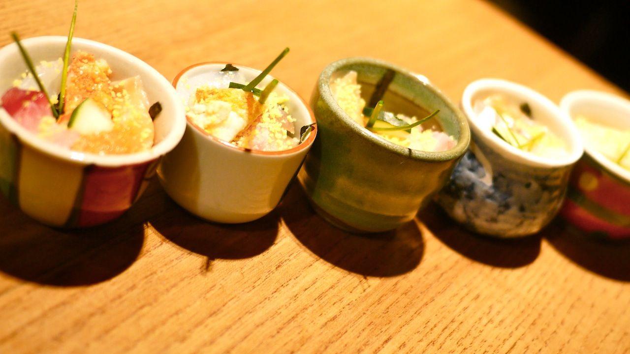 Japanese gastronomy -mini mini donburi- www.iloli-restaurant.com