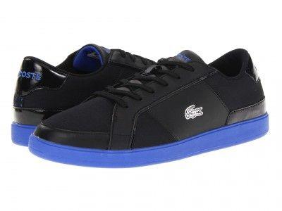 3b16d03819b3d Tênis Lacoste Men s Abbot Rsn Black Dark Blue  Tenis  Lacoste Calça Adidas