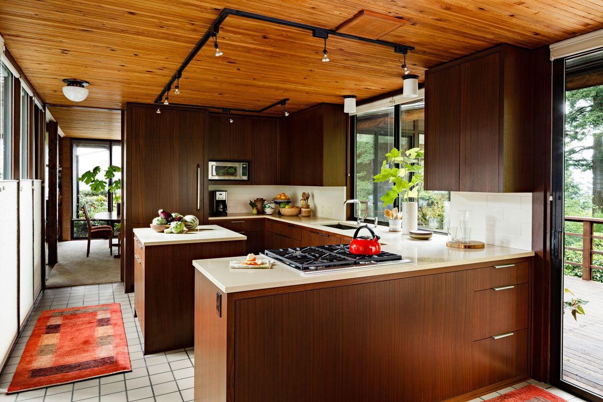 Uncategorized Mid Century Modern Kitchen Design mid century kitchen portland or modern classic design features beautiful cabinet architecture and ornamental fixtures view remodeling