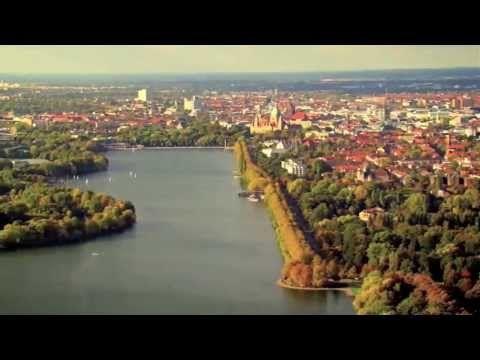 Hannover, Germany, ist die Hauptstadt des Landes