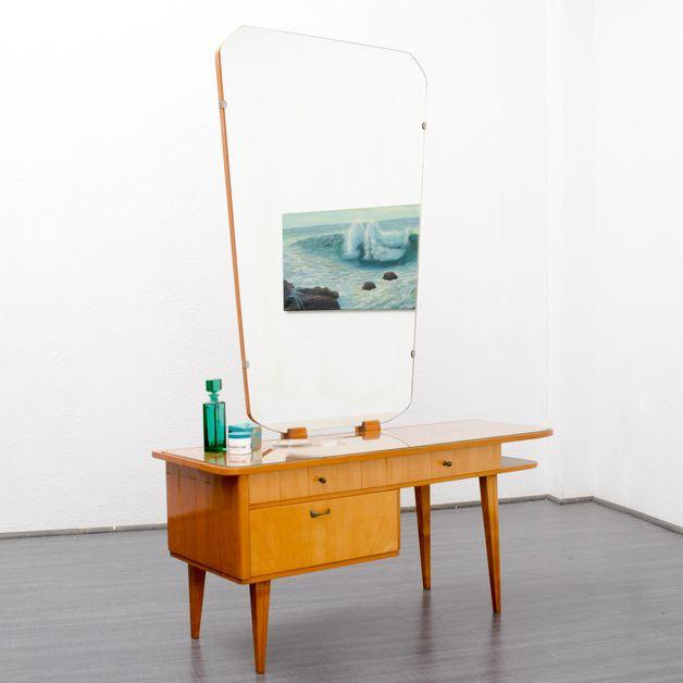 50er jahre schminkkommode kirschholz home inspiration pinterest kommode m bel and. Black Bedroom Furniture Sets. Home Design Ideas