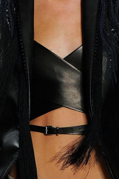 Barbara Bui at Paris Spring 2016 (Details)
