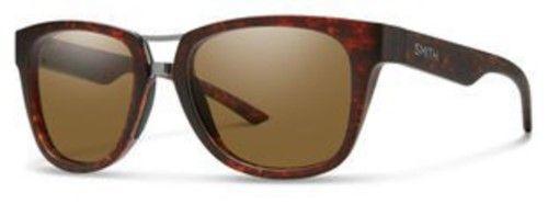 e328ce3eda Smith Landmark S Sunglasses 0WKB 53 Shaded Black Blue