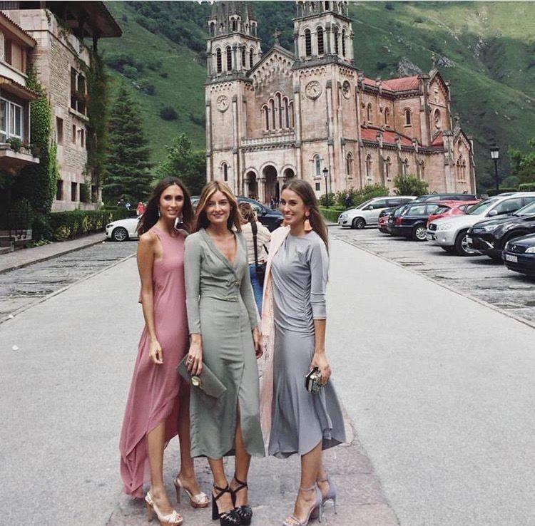 Vestidos de boda para invitadas asturias