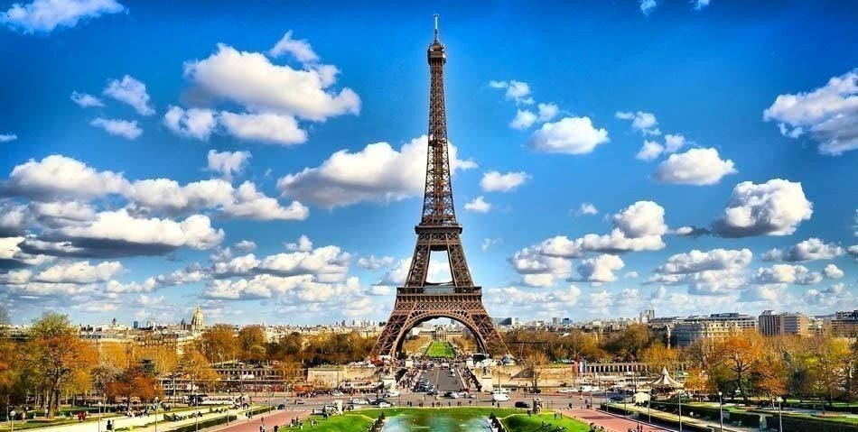 Famous Tour Eiffel in Paris, France | Best Things to do in Paris In ...