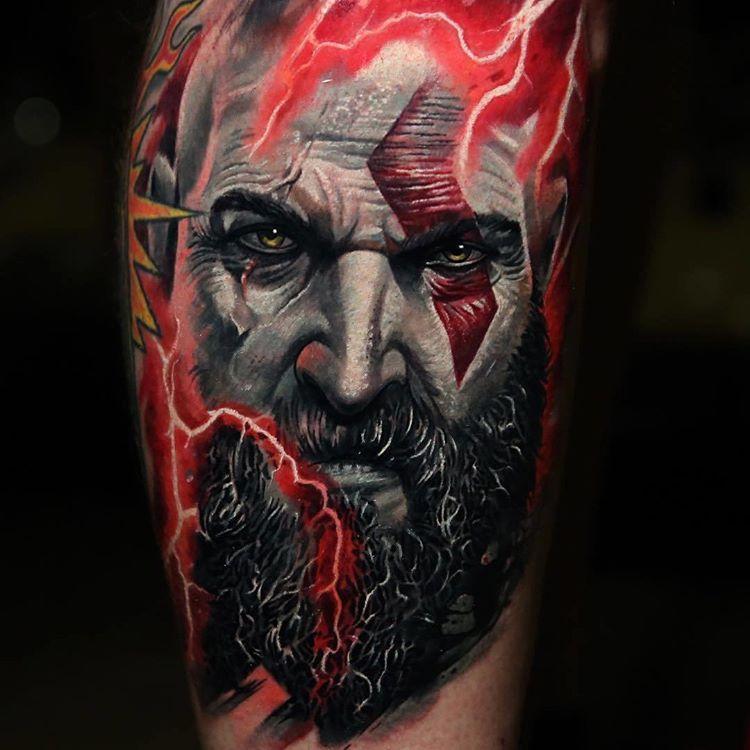 Beautiful tattoo by q_tattooslocation south korea follow