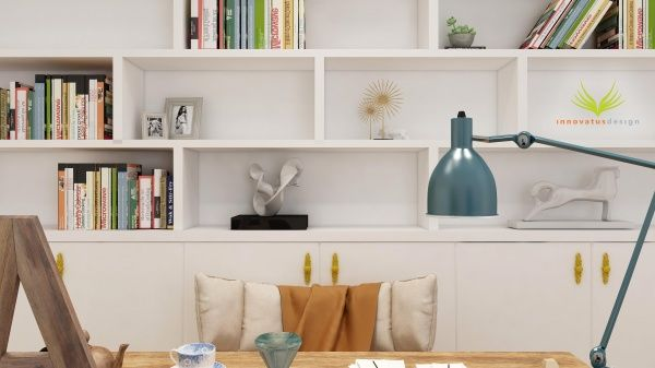 Zoom Virtual Backgrounds Innovatus Design In 2020 Office Background Home Office Design Chic Living Room
