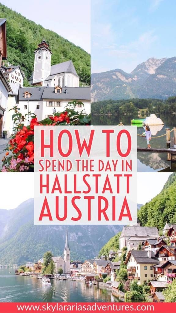 Discover the top things to do on your visit to Hallstatt, Austria #traveldestinations #travelideas #europedestinations #traveltips #roadtrip #travelhacks #travelguide #adventuretravel #hallstatt #austria #europe #travel #familytravel #bucketlistplaces #bucketlist #fairytaletown