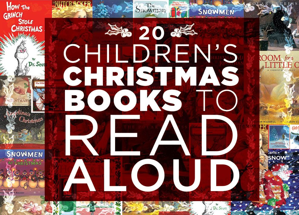 20 Magical Children S Christmas Books To Read Aloud Christmas