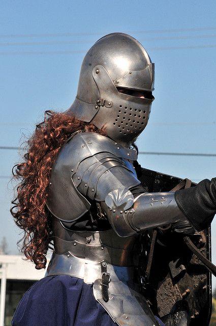 Knightess?