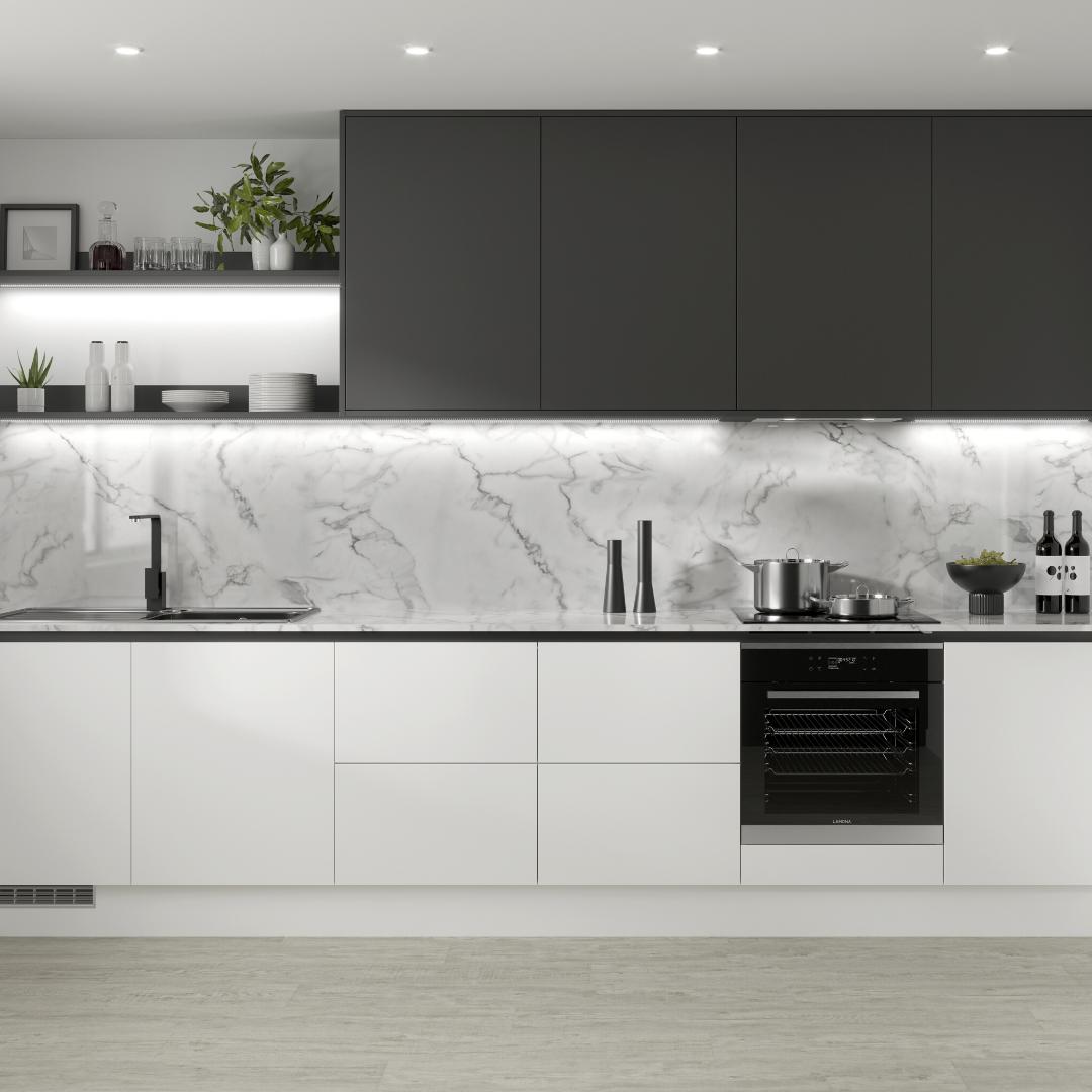 2020 Kitchen Cabinet Trends In 2020 Modern Grey Kitchen White Modern Kitchen Modern Kitchen Design