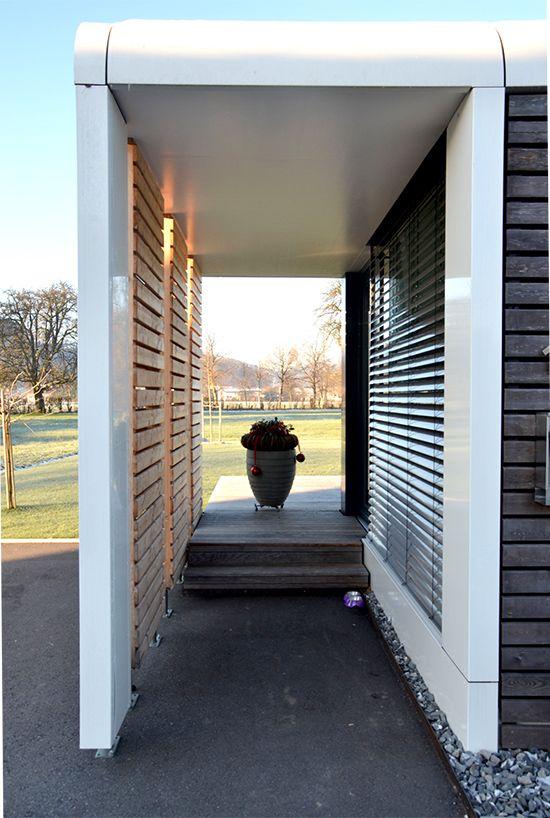 Neues wohnen im cubig designhaus minihaus modern for Cubig minihaus