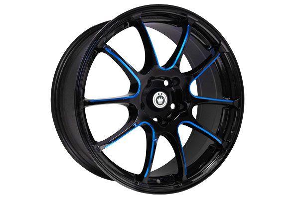 Konig Illusion Wheels Free Shipping From Autoanything Subaru Sti
