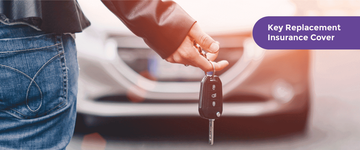 What is Key Replacement Cover in Car Insurance in 2020