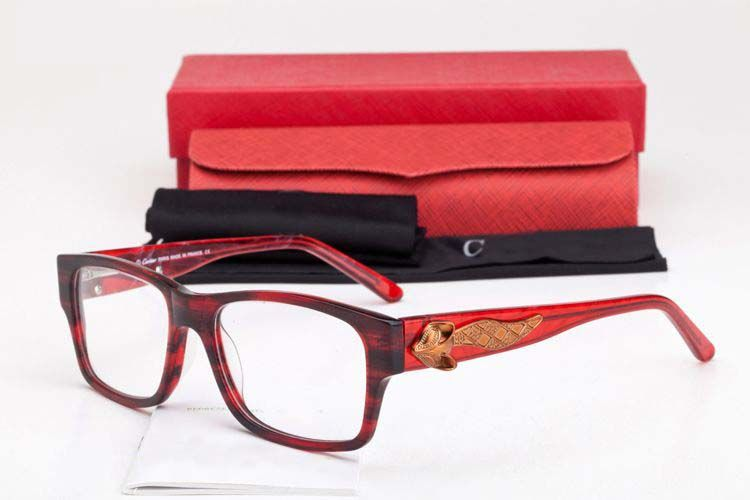 cartier santos eyeglasses fzqa  Red series Cartier eyewear #women #optical #frames fashion eyeglasses