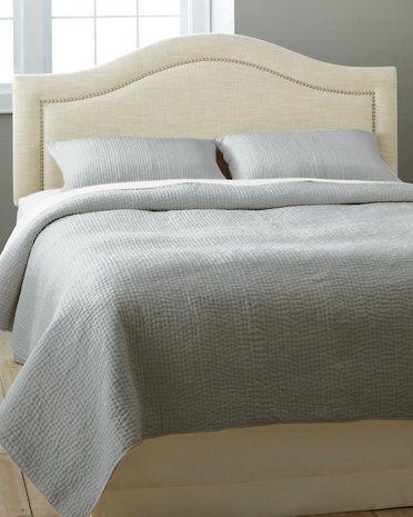 Dream Quilt and Sham- Garnet Hill   Design Details   Pinterest ... : garnet hill dream quilt - Adamdwight.com