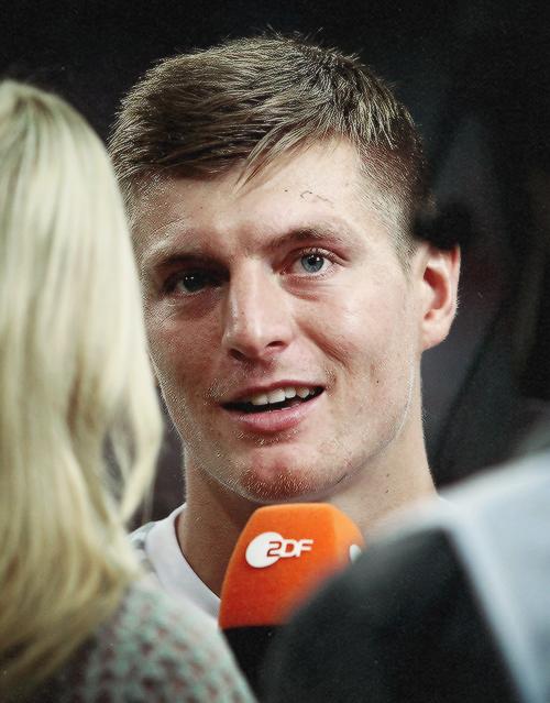 Toni Kroos #footballislife