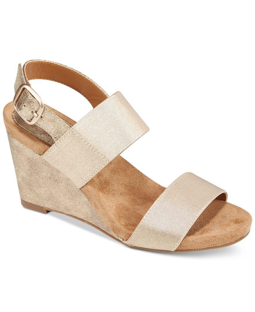a6bbf9bcbb6 Style   Co Fillipi Wedge Sandals